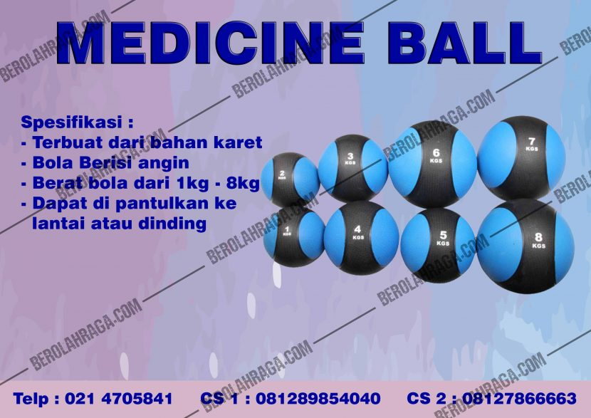 Jual Medicine Ball Murah | 08127866663