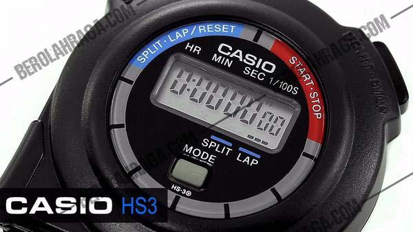 Jual Stopwatch Casio HS3 Murah