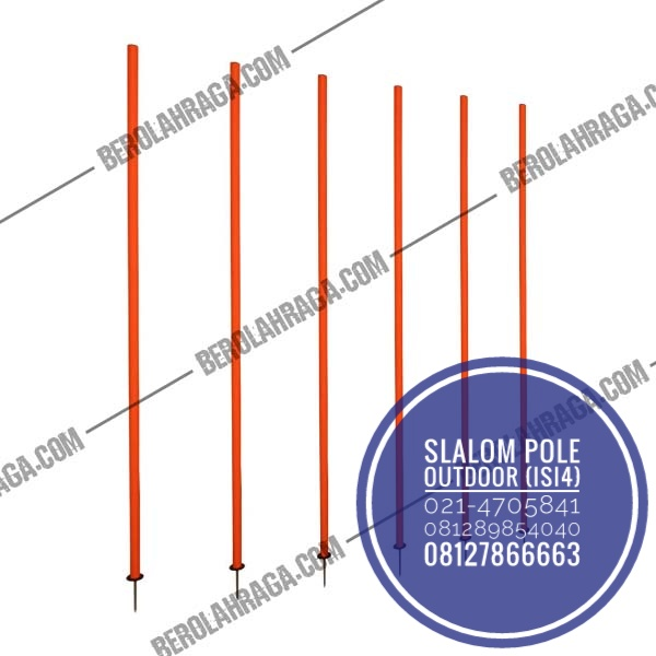 slalome pole Murah di Jakarta, Alat Olahraga grosir, Distributor Alat Olahraga, Supplier Alat Olahraga, Jual alat olahraga retail