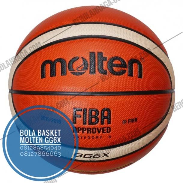 Bola Basket Molten GG6X ORI | 08127866663
