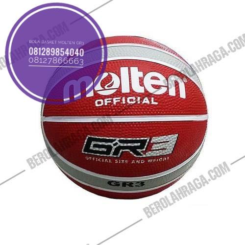 Bola Basket Molten GR3 Harga Terjangkau | 081289854040