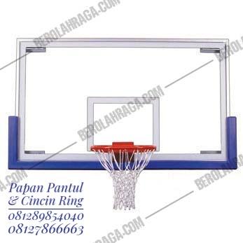 Papan Pantul Basket Standar Pertandingan | 08127866663