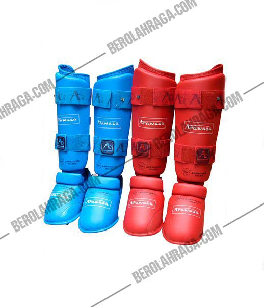 Jual Shin Guard / Foot Protector Karate Arawaza