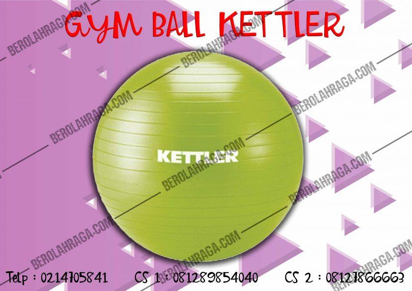 Gym Ball Kettler Murah | 08127866663
