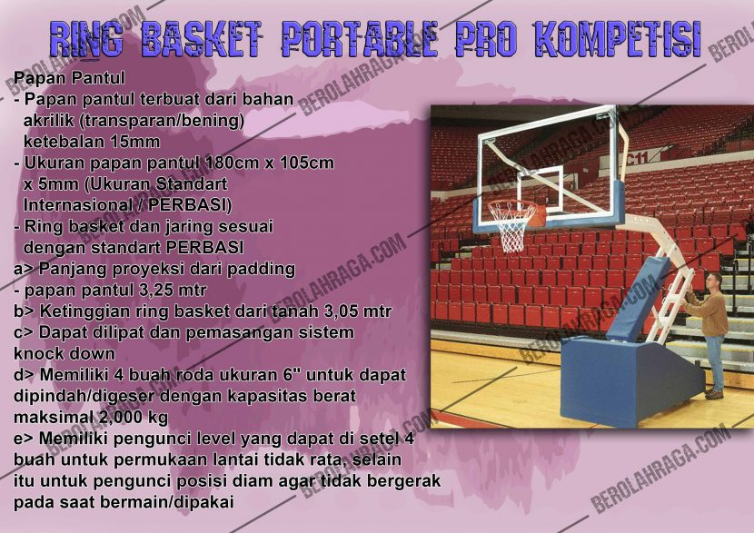 08127866663 | Gambar Tiang Ring Basket